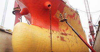 Check Everything at Dry-Docking